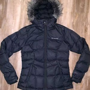 Columbia Omni heat Lay D down Winter Jacket Coats